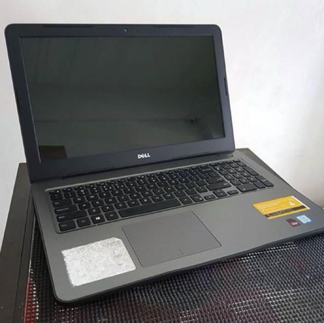 Very Smooth Dell Inspiron 5567 15inch i5 7gen 1tb 8gbDDR4 2gb Amd R7-M445 Ddr5
