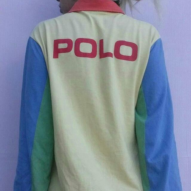 Vintage Polo Sport Longsleeve