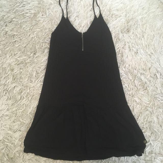 Von Zipper Dress Size 10