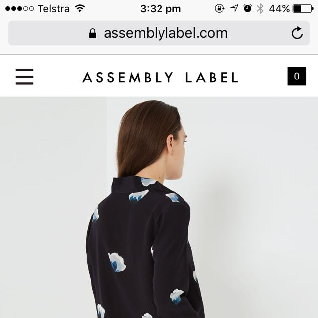WANTING ASSEMBLY LABEL