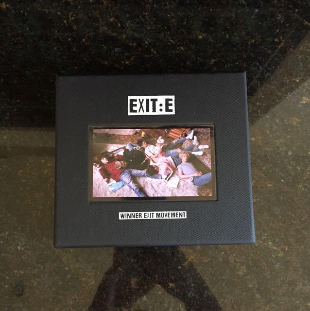 Winner - Exit: E album