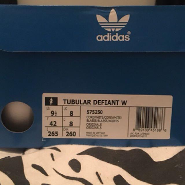 Women's adidas tubulars size 9.5