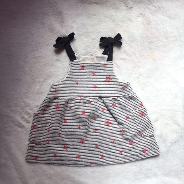 Zara babygirl star dress