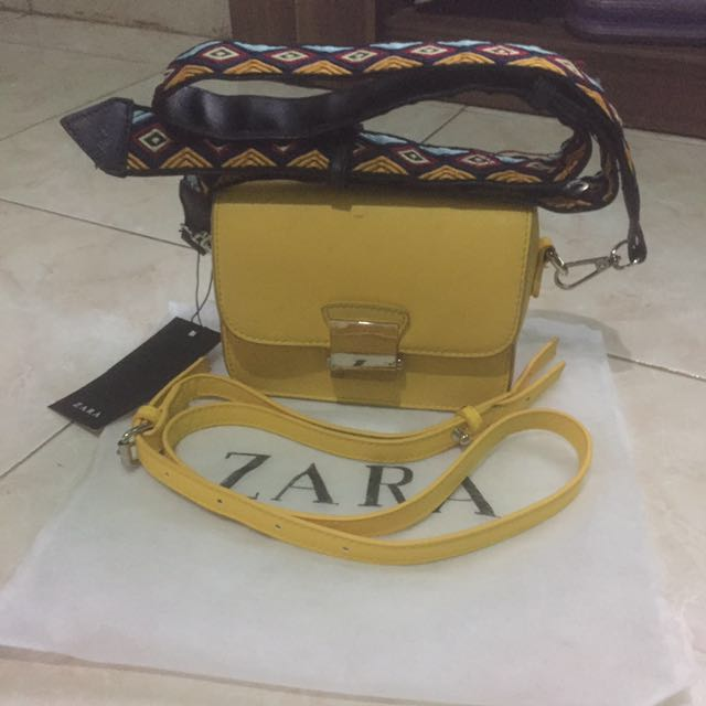 Zara cross body bag ori