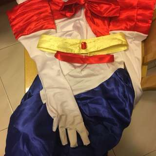 婚禮物資:美少女戰士套裝五set(玩新郎道具)
