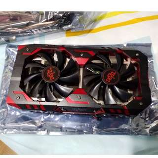 PowerColor RX 580 Red Devil Stock GPU FAN only