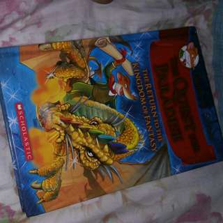 Geronimo Stilton the quest for paradise