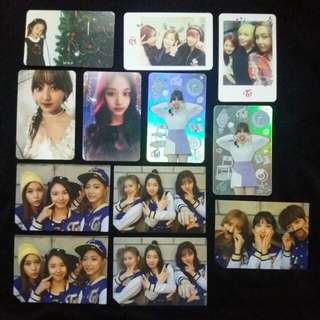 SELLING CHEAP TWICE PHOTOCARDS