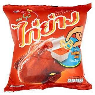 泰國小雞沾醬餅乾*6包