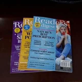 Readers Digest 2017