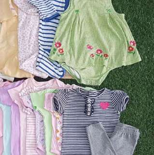 Free  baby girls clothes