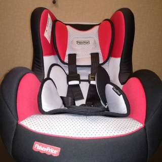 Fisher-Price's Carseat