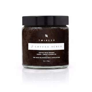 Coffee Scrub (Body Scrub)