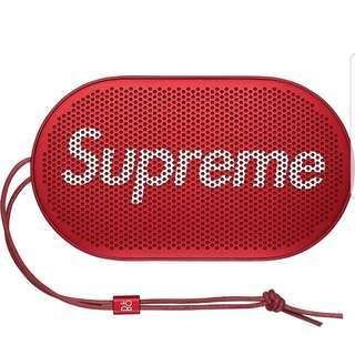 Supreme x B&O speaker