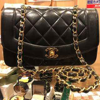 Chanel Small Vintage Diana Bag