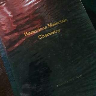 Hazardous Materials Chemistry | Chemistry Book | Armando S. Bevelacqua