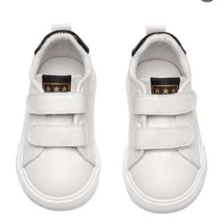 H&M Baby white shoes