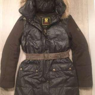 Belstaff winter woman jacket