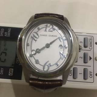 Charles Jourdan watch authentic
