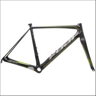 USED FUJI SL 1.1 (ONE.1) Frameset Size XS 49cm With Warranty