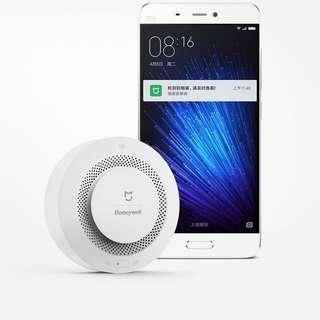 (FREE Xiaomi Gateway) Xiaomi Mijia Honeywell WIFI Enabled Fire Alarm Smoke Detector 2017