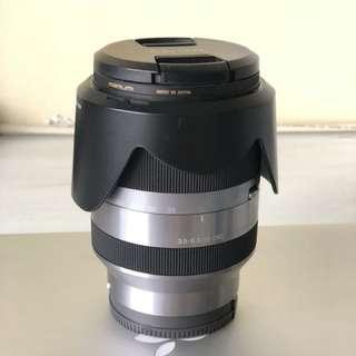 Sony 18-200mm like new