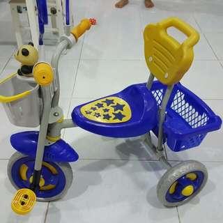 Kids Tricycle / Basikal roda tiga