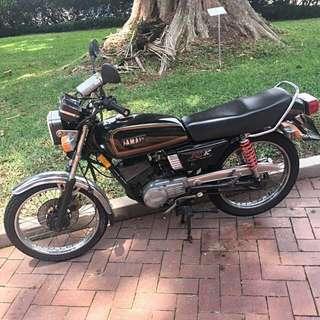 Yamaha Rxk (COE Dec 2022)