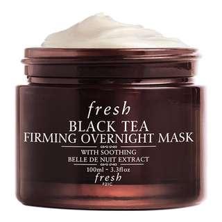 fresh black tea firming overnight mask 100 ml
