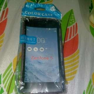 Zenfone5 TPU Violet case