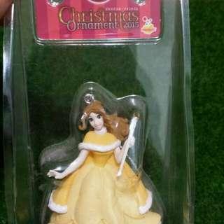 迪士尼 公主 一番賞 聖誕節 吊飾