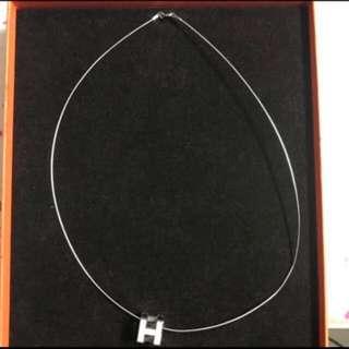 Hermes適合用(925純銀頸鏈1條)✨全新✨(🌎可用物品/現金券交換,請看內文)