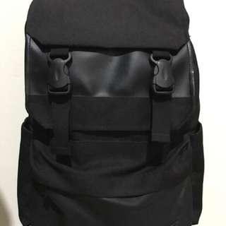 Tas Ransel FILA Backpack Hitam/Black (Original 100%)