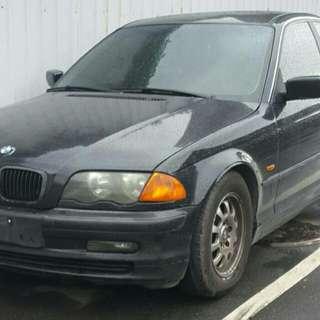 2000年 BMW 320i