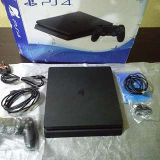 Murang ps4 playstation 4 slim 500gb cuh2006a
