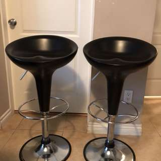 Bar Stools - adjustable