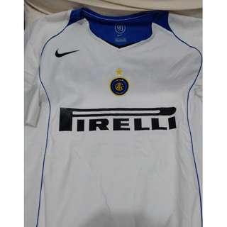 國際米蘭作客球衣 2004 - 2005