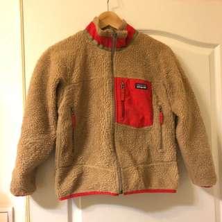 Patagonia 刷毛外套 Fleece 中層 retro-x
