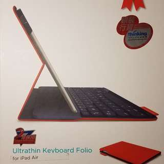 Logitech Keyboard Cover (for iPad Air)