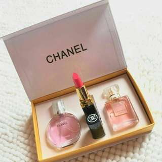 Set perfume chanel (3in1)