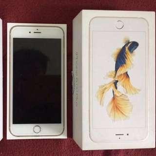 Iphone 6s plus 64gb globelocked