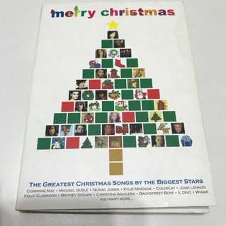 The Greatest Christmas Songs by the Biggest Stars CD