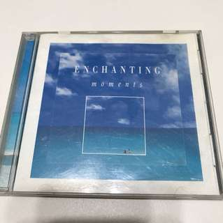 Enchanting Moments (Soothing Music) CD