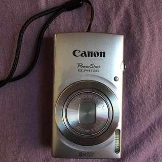 Canon PowerShot Elph 135 - Silver