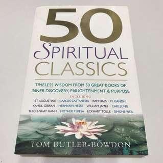 Spiritual Classics: Timeless Wisdom