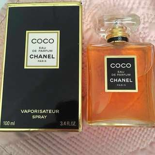 COCO CHANEL Eau De Perfume 100ml