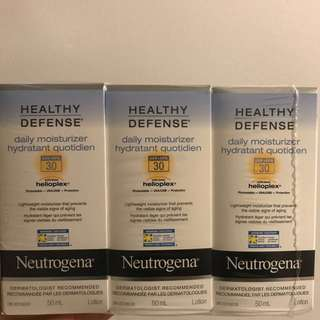 Neutrogena Daily Moisturizer