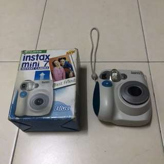 Instead Mini Polaroid Camera