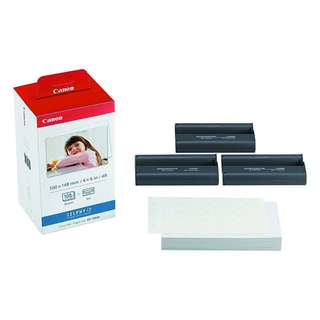 Canon selphy (KP-108IN) Color Ink & Paper Set