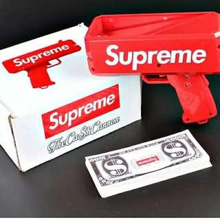 Supreme cash 槍